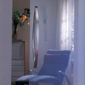 Binnendeur glas