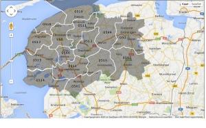 Glaszetter in Friesland Groningen Drenthe